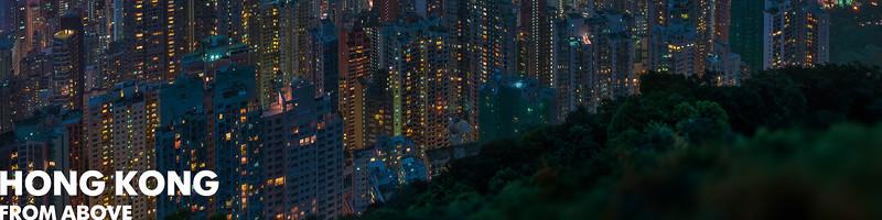 Hong Kong: From Above