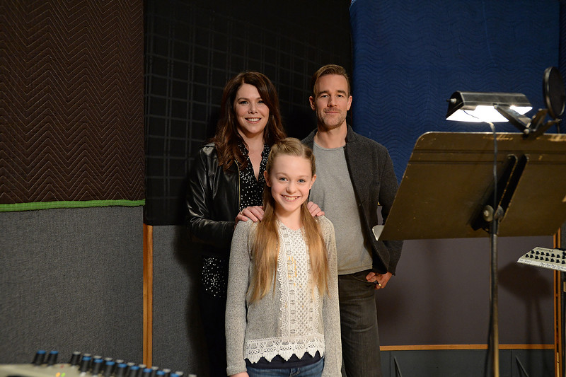 James Van Der Beek and Lauren Graham to star in new Disney Junior show VAMPIRINA