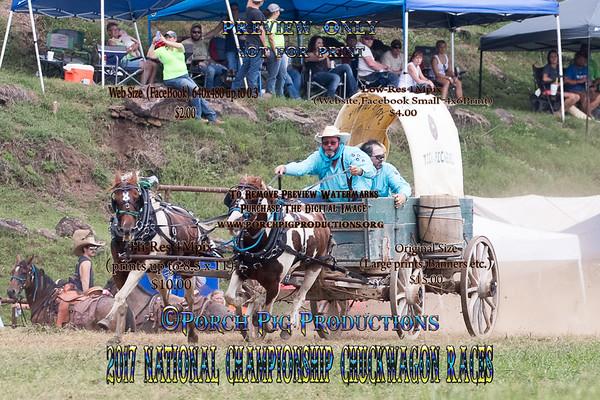 2017 Saturday Classics National Championship Chuckwagon Races