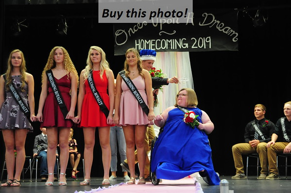 BBE Homecoming coronation 09-23
