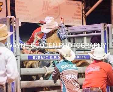 Brett Coffman Saddle Bronc