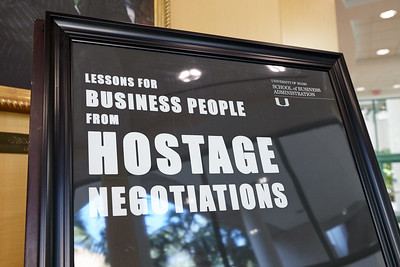Lessons for Business People from Hostage Negotiations - February 28, 2017