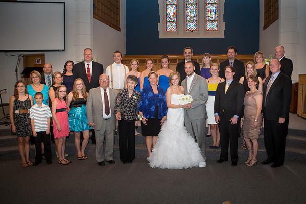 Amy and Josh Wedding