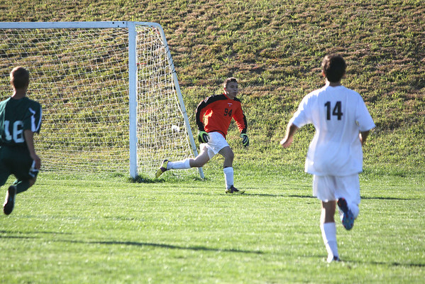 Ty - Freshman Year - JV Soccer - 2014