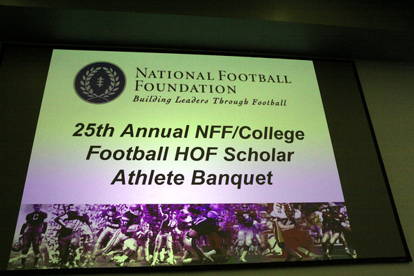 '19 National Football Foundation-Academic All-Stars