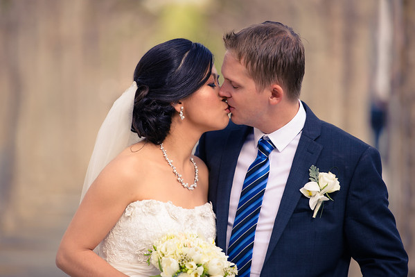 Helen Freddie Wedding