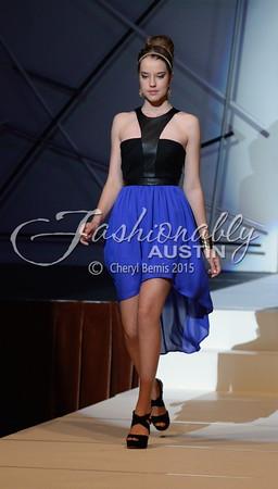 UT Fashion Show - Fusion 2015