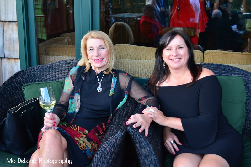 Robin Carr and Terri Odessky