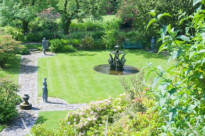 Irland - Lisselan Gardens