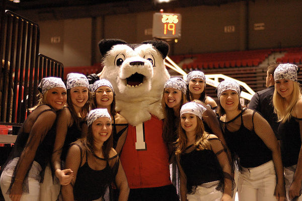 College Half-Time Shows 2005-2006