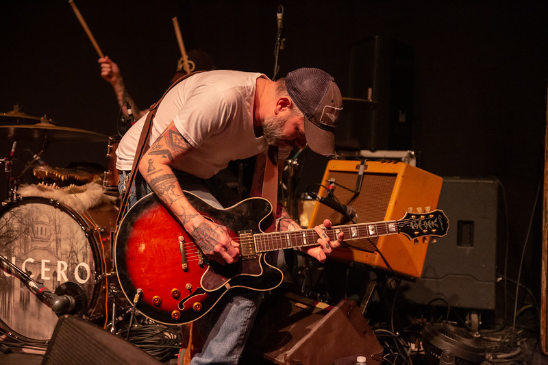 2019 March 8, Matt Heckler and Lucero (opened for Flogging Molly), Fillmore Detroit: Joe Alcodray