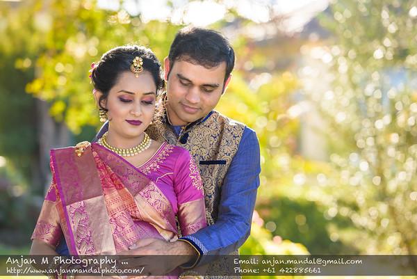 Juhi and Dipan