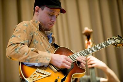 The Kurt Rosenwinkel Trio - March 28, 2010