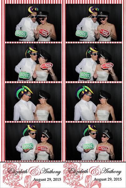 Elizabeth & Anthony August 29th, 2015