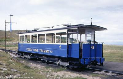 Llandudno • Great Orme Tramway