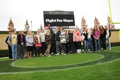 Athletics Fight For Hope Video Finale
