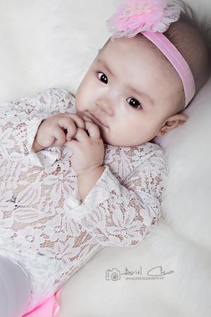 Alesha Jae | Newborn Glam Shoot