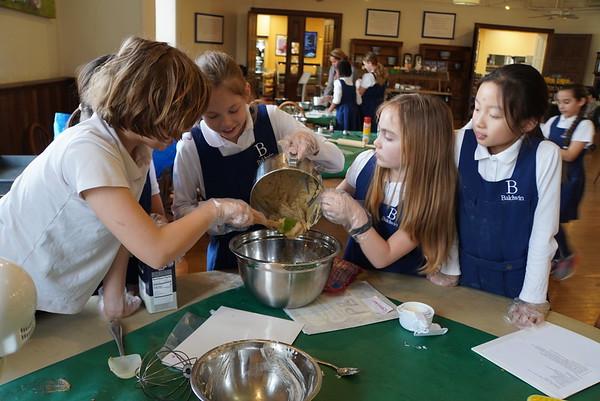 Grade 4 I2 Baking 2020