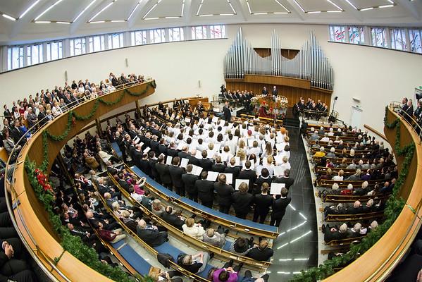 Bezirksapostel Koberstein in Wiesbaden 13.12.15