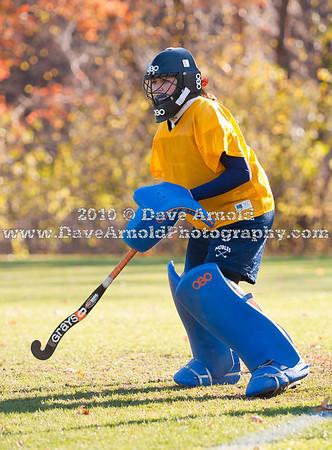 11/4/2010 - Varsity Field Hockey - Andover vs Nobles