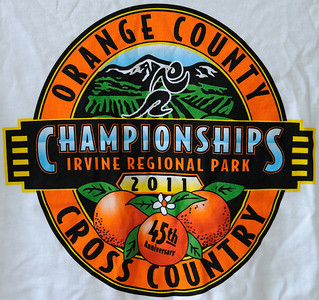 Orange County Cross Country Championships 2011