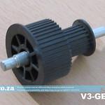 SKU: V3-GEAR,Transmission Gear for V-Smart Vinyl Cutter