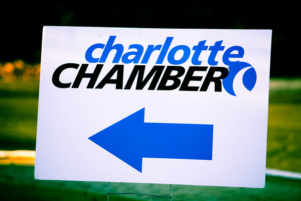 Charlotte Chamber Golf Tournament Oct 3rd 2011