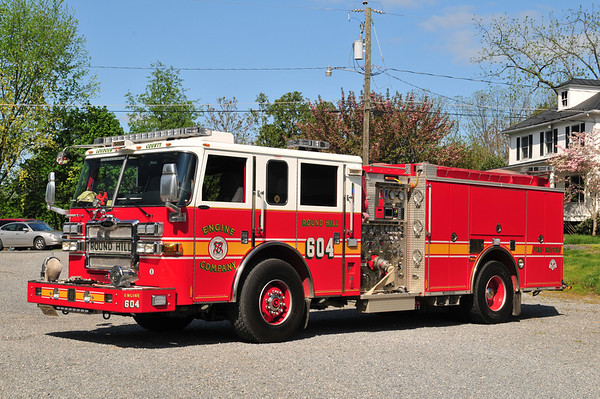 LOUDOUN COUNTY FIRE APPARATUS
