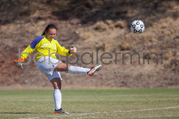 Oxy Women's Soccer vs Whitier 10-13-12