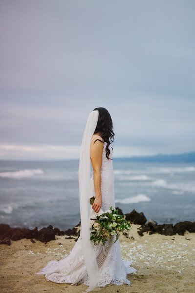 Cody and Amber // Four Seasons Hualalai