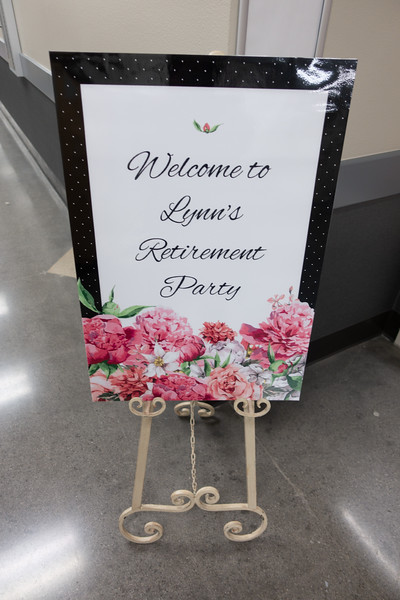 Retirement Partay