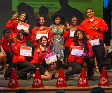 Graduation - 2019 City Year Miami