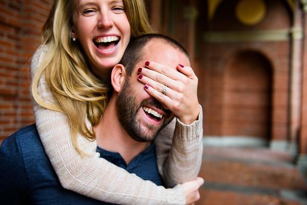 Rob and Kristina
