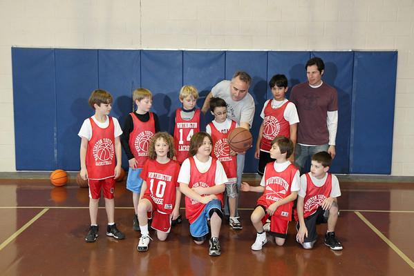 Basketball Team Photo