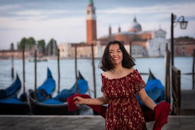 Abby 2020 in Venice