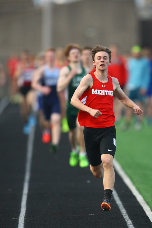 . 2018 - Track and Field - Willoughby South Invitational.