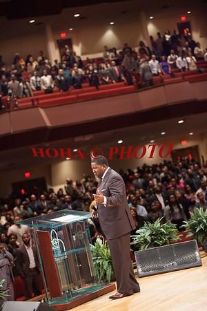 Church Service January 2015