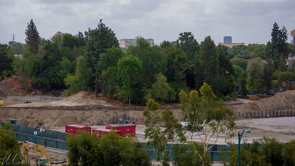 Disneyland Resort, Disneyland, Fronterland, Critter, Country, Star, Wars, Land, Construction, Mickey, Friends, Parking, Structure