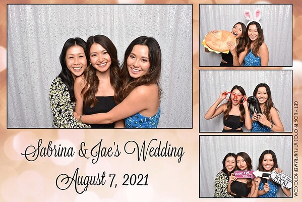 Sabrina & Jae's Wedding