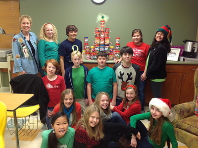 Hunger Busters - Christmas 2013