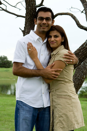 Shafiq and Anila