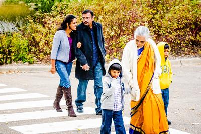 Vaibhav & Rohani family pictures