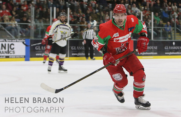 Cardiff Devils vs Manchester Storm 01-04-17