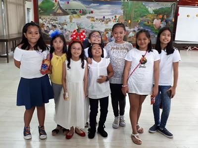 Sunday School Christmas Party 2017