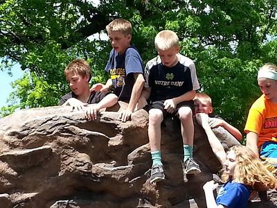 st. joe's picnic day at krape park . 5.27.15