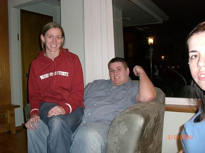 Jennifer's 2nd Birthday, March 2009