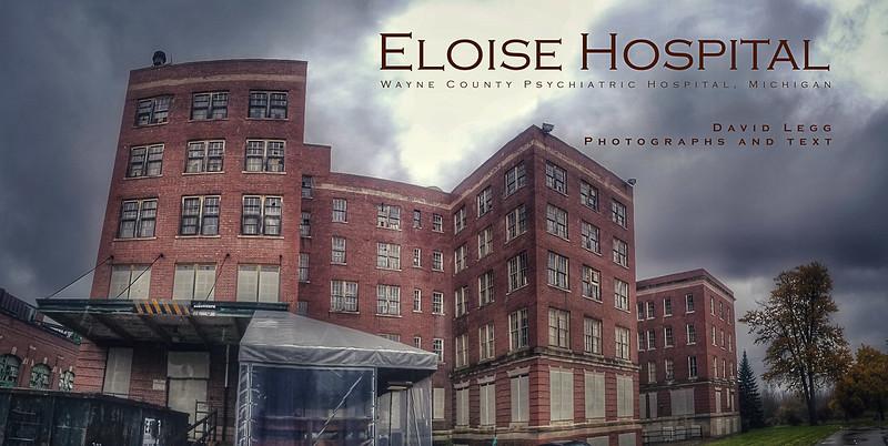 Eloise Hospital, Main Building 2018