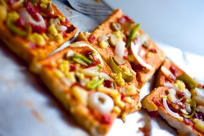 Grade 6 Generosity Cooking Carbonara & Sliced Bread Pizza  2014