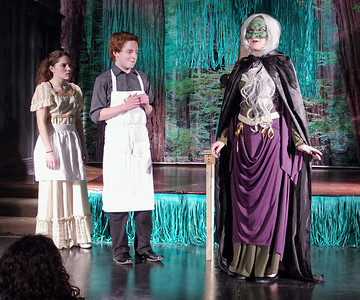 """Into the Woods Jr."""