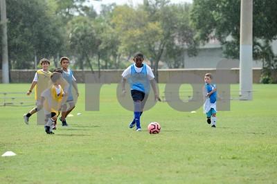 Simply Soccer Camp Week 7 Aug. 3-7, 2020
